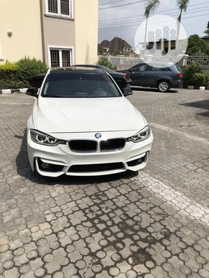 BMW 335i 2013 White | Cars for sale in Lagos State, Lekki
