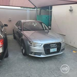New Audi A6 2015 Beige | Cars for sale in Lagos State, Lekki