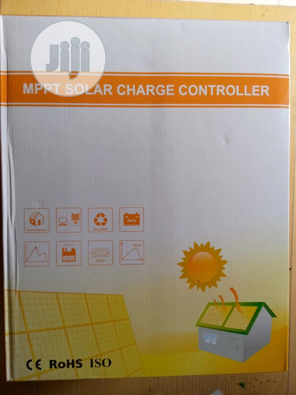 12/24/48v 60A MPPT Solar Charge Controller