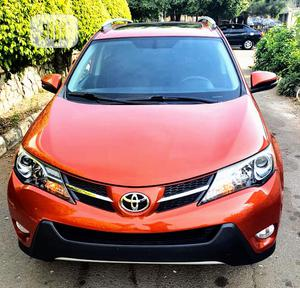 Toyota RAV4 2015 Red | Cars for sale in Abuja (FCT) State, Garki 1