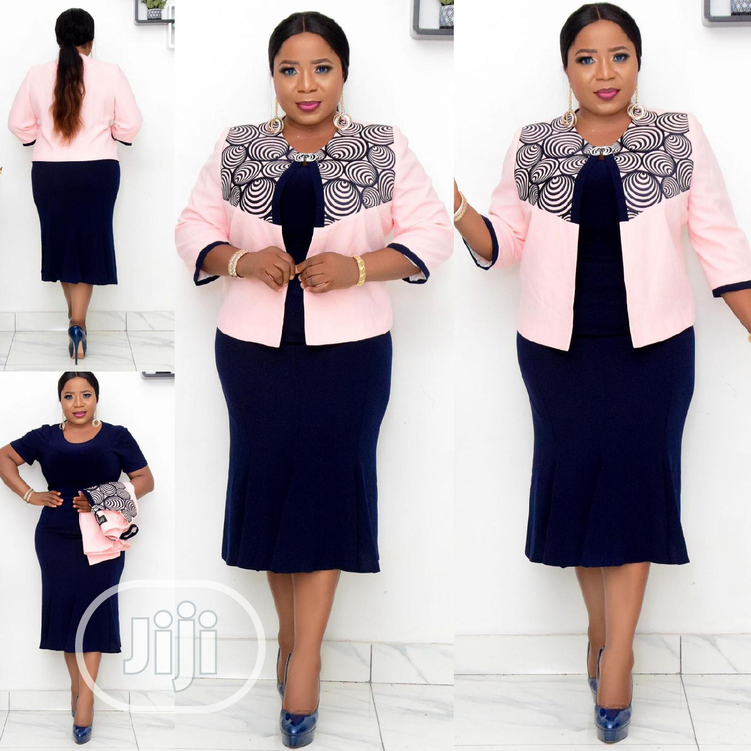 New Quality Female Turkey Top With Gown | Clothing for sale in Isolo, Lagos State, Nigeria