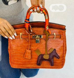 Beautiful Female Leather Handbag | Bags for sale in Lagos State, Isolo