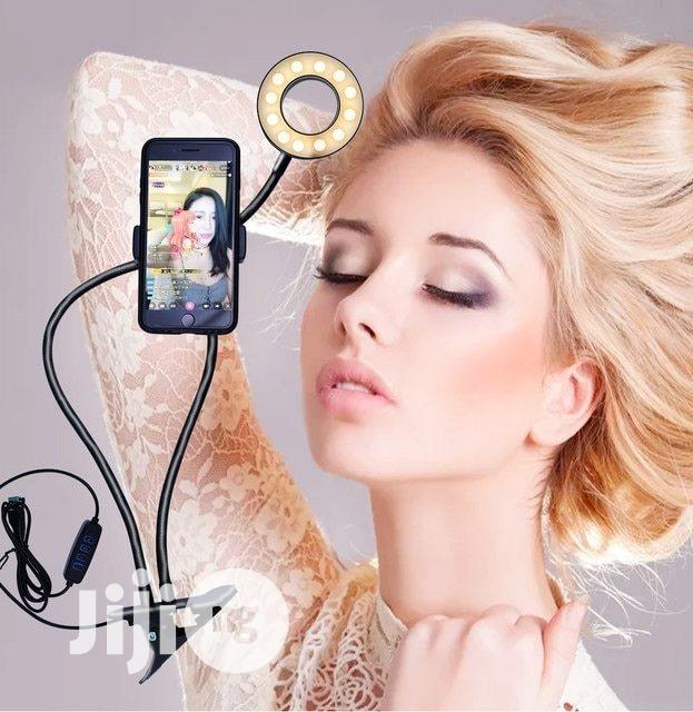 Professional Live Streaming Ring Light