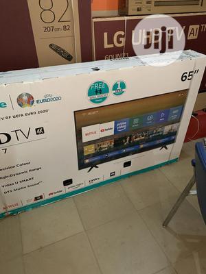Hisense 65'' Inch 4K ULED Smart TV | TV & DVD Equipment for sale in Abuja (FCT) State, Wuse