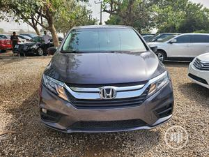 Honda Odyssey 2018 LX Gray | Cars for sale in Abuja (FCT) State, Gwarinpa