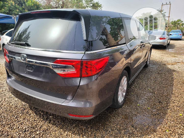 Honda Odyssey 2018 LX Gray | Cars for sale in Gwarinpa, Abuja (FCT) State, Nigeria
