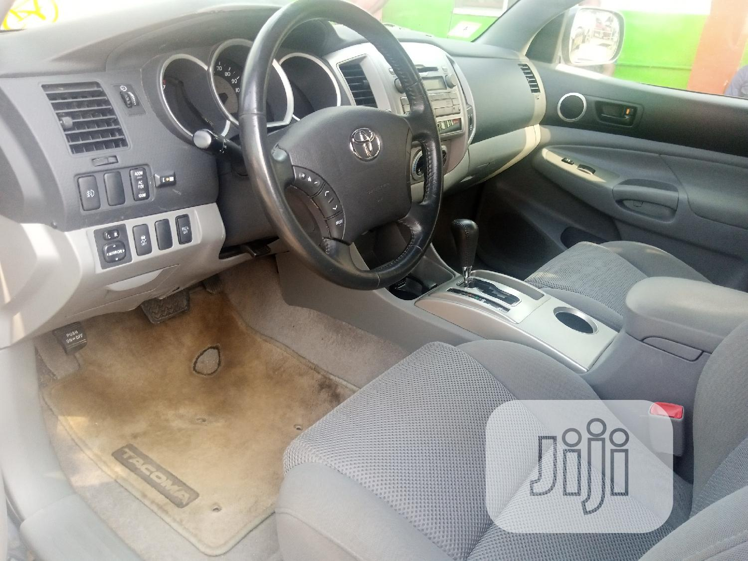 Toyota Tacoma 2010 Gray | Cars for sale in Ikeja, Lagos State, Nigeria