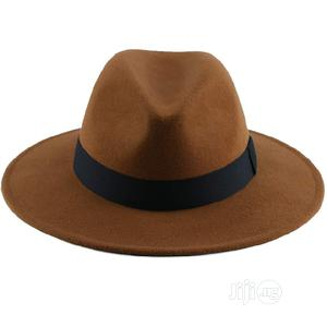 Brown Fedora Hat   Clothing Accessories for sale in Lagos State, Ajah
