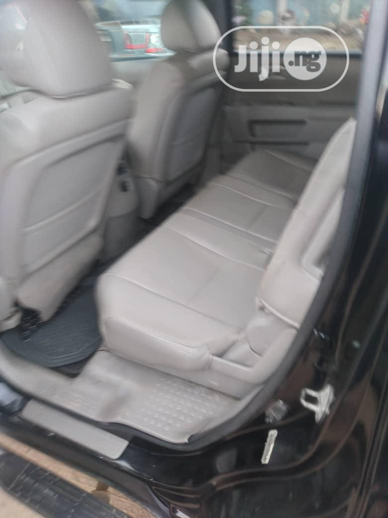 Honda Pilot 2013 EX 4dr SUV (3.5L 6cyl 5A) Black | Cars for sale in Ikorodu, Lagos State, Nigeria