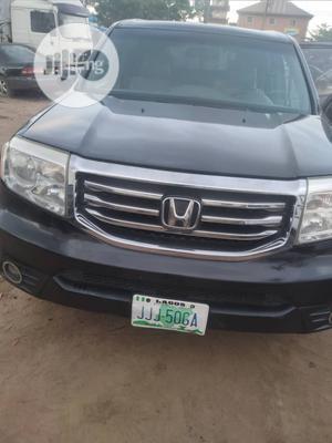 Honda Pilot 2013 Black   Cars for sale in Lagos State, Ikorodu