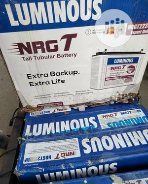Luminous . Indian Tubular Battery 220ah . 12V | Solar Energy for sale in Abuja (FCT) State, Central Business District