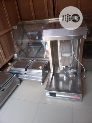 Shawarma Machine and Toaster Grill | Restaurant & Catering Equipment for sale in Lagos State, Ojo
