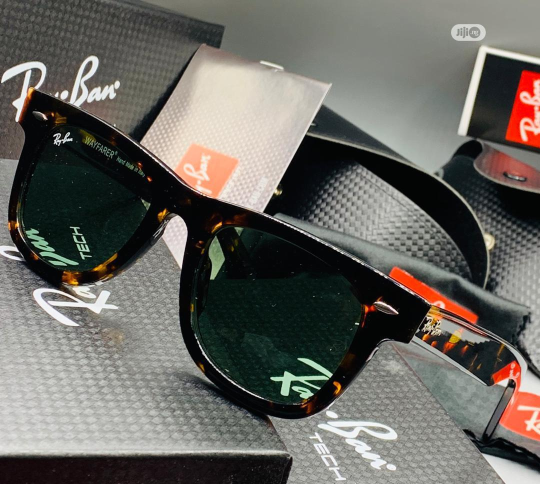 Ray-Ban (ORIGINAL) Men Shades Glasses | Clothing Accessories for sale in Ikoyi, Lagos State, Nigeria