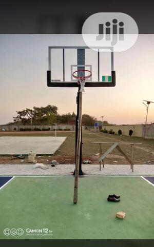 Olympic Basketball Post   Sports Equipment for sale in Lagos State, Ajah