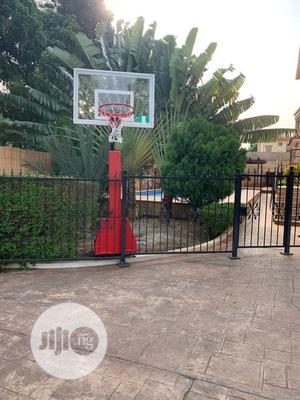 Standard Basketball Stand   Sports Equipment for sale in Lagos State, Lekki