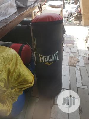 Punching Bag, Everlast 1a | Sports Equipment for sale in Lagos State, Ogba