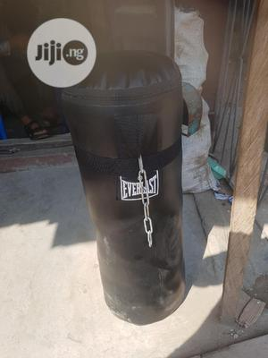 Big Everlast Punching Bag | Sports Equipment for sale in Lagos State, Yaba
