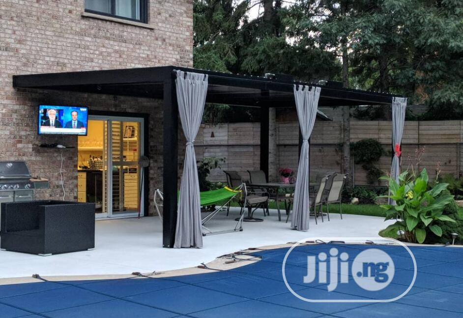 Archive: Motorized Awnings ,Retractable Awning/ Waterproof Awning