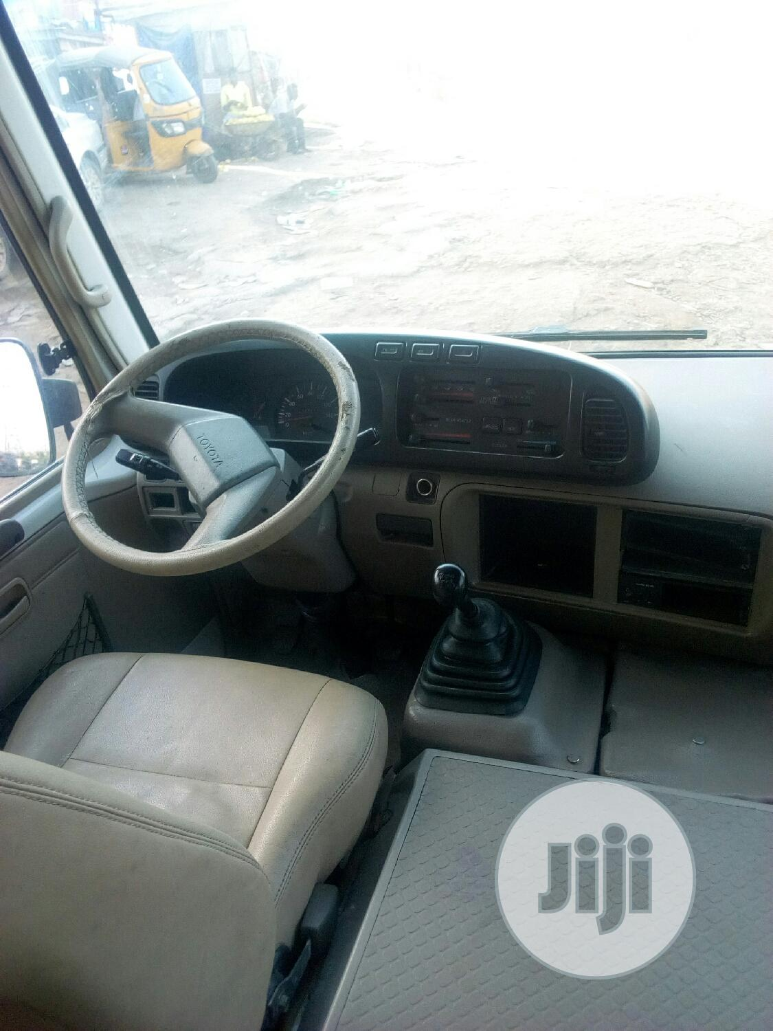 Archive: Toyota Coaster Bus for Sale