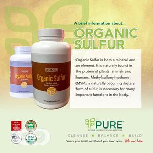 Organic Sulphur for Arthritis and Cancer | Vitamins & Supplements for sale in Akwa Ibom State, Uyo