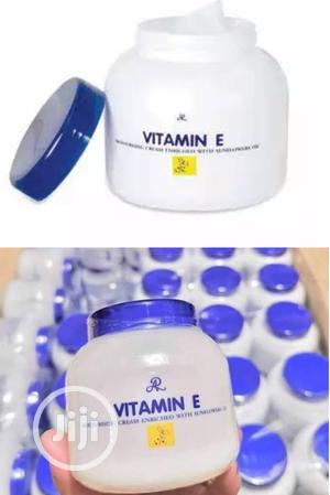 Vitamin E Moisturizing Cream Enriched With Sunflowers Oil | Skin Care for sale in Lagos State, Apapa