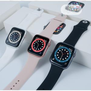 X6 Apple Series 6 Fullscreen Smart Watch   Smart Watches & Trackers for sale in Lagos State, Ikeja