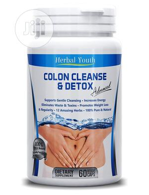 Colon Cleanse 2000mg | Vitamins & Supplements for sale in Lagos State, Ifako-Ijaiye
