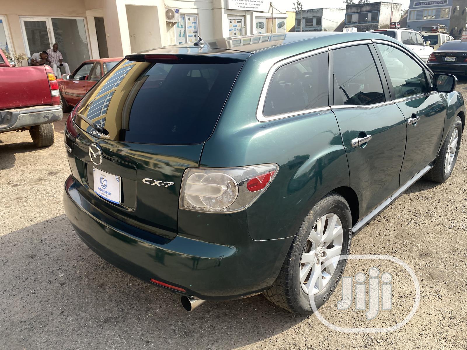 Mazda CX-7 2006 Green | Cars for sale in Ilorin South, Kwara State, Nigeria