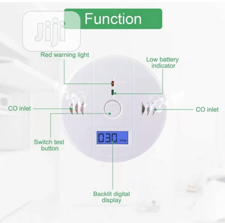 Smoke Detector For Homes, And Offices