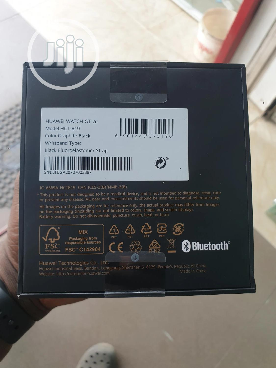 Huawei Watch GT 2e | Smart Watches & Trackers for sale in Wuse 2, Abuja (FCT) State, Nigeria