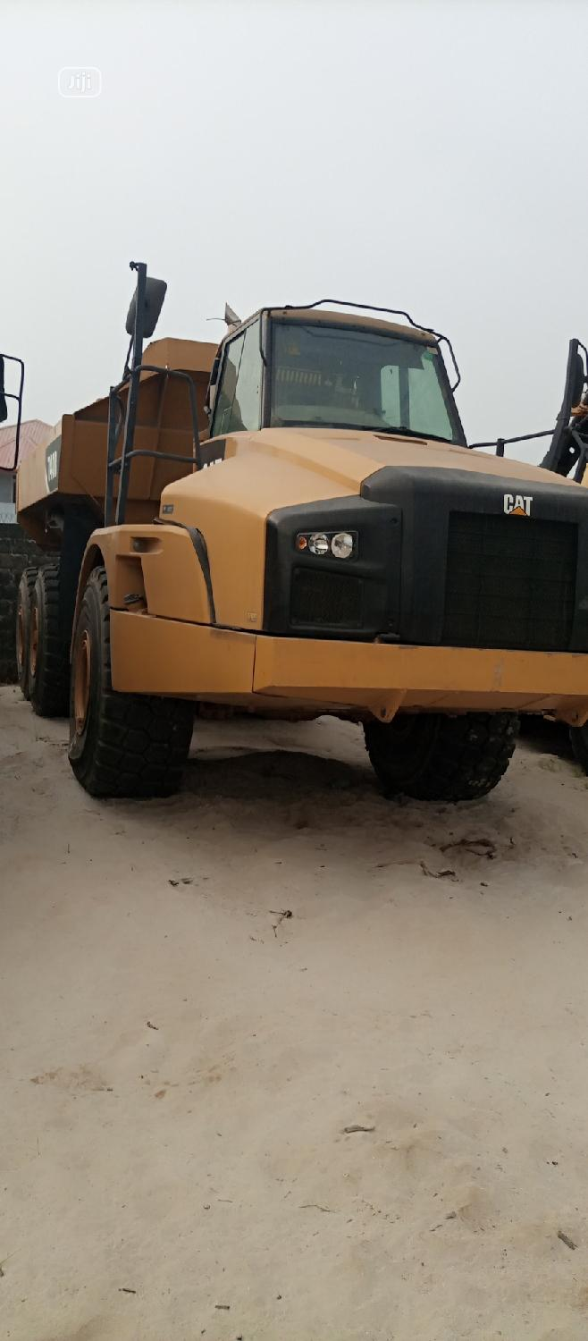 Caterpillar Dumper 740B Perfect