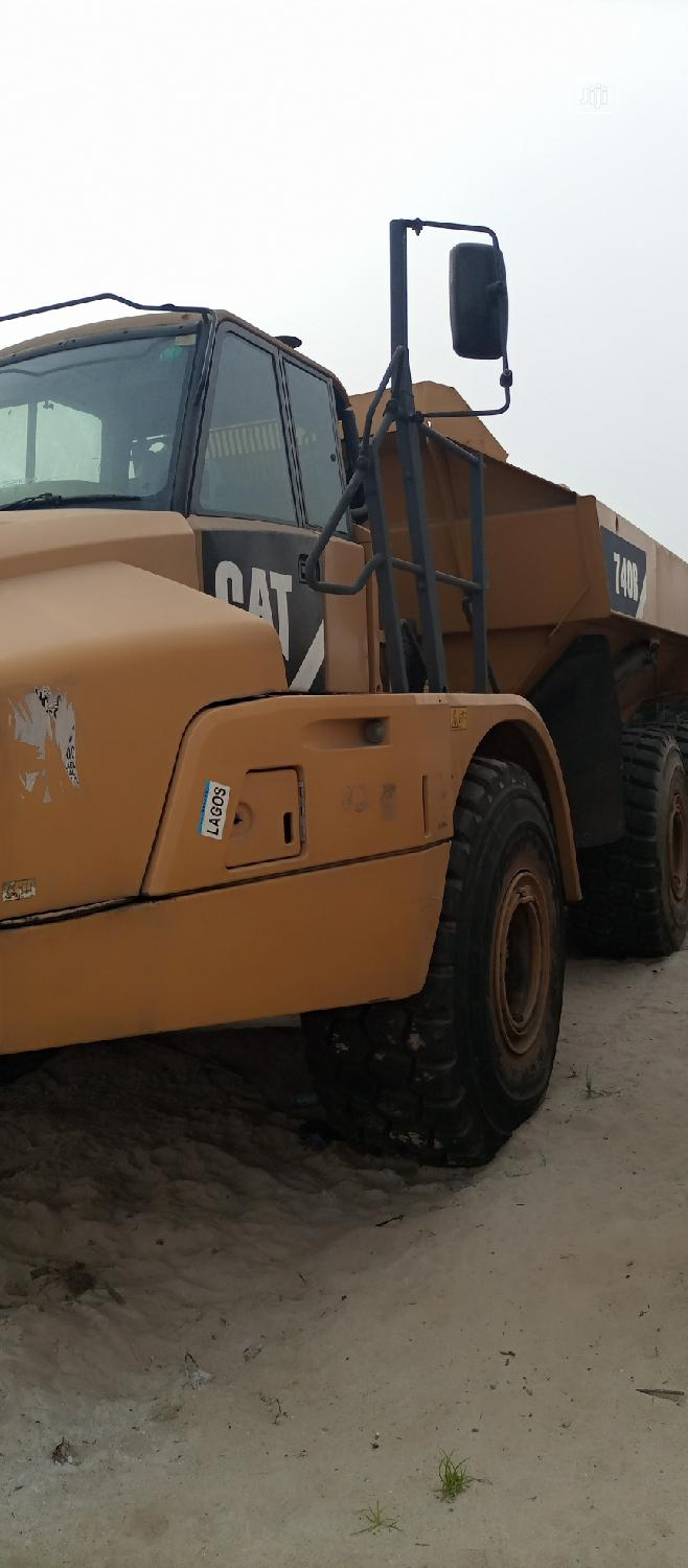Caterpillar Dumper 740B Perfect  | Heavy Equipment for sale in Ajah, Lagos State, Nigeria