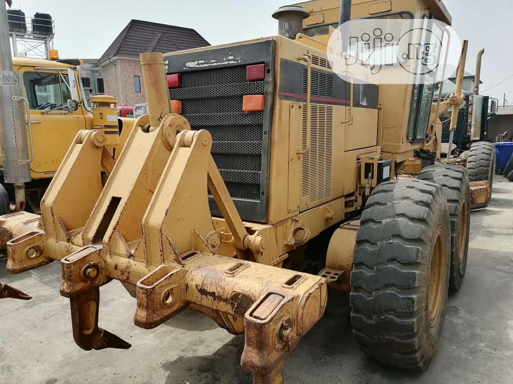 140G Caterpillar Grader | Heavy Equipment for sale in Ajah, Lagos State, Nigeria
