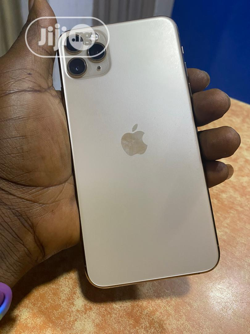 Apple iPhone 11 Pro Max 64 GB Gold | Mobile Phones for sale in Ibadan, Oyo State, Nigeria