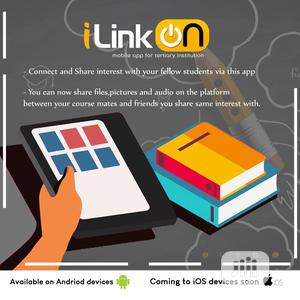 Ilinkon Mobile Application   Computer & IT Services for sale in Lagos State, Yaba
