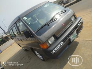 Mitsubishi L300 1994 Gray   Buses & Microbuses for sale in Lagos State, Ikotun/Igando