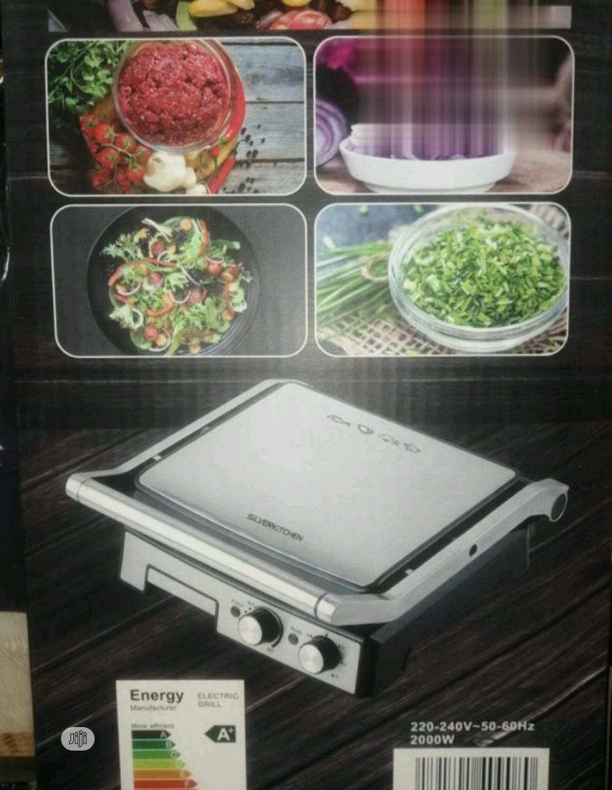 Shawarma Grill Toaster