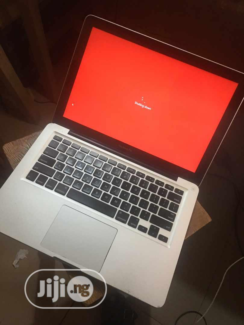 Laptop Apple MacBook Pro 4GB Intel Core I5 HDD 500GB | Laptops & Computers for sale in Ibadan, Oyo State, Nigeria