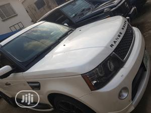 Land Rover Range Rover Sport 2010 HSE 4x4 (5.0L 8cyl 6A) White | Cars for sale in Lagos State, Ikeja