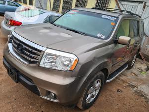 Honda Pilot 2013 Brown   Cars for sale in Lagos State, Yaba