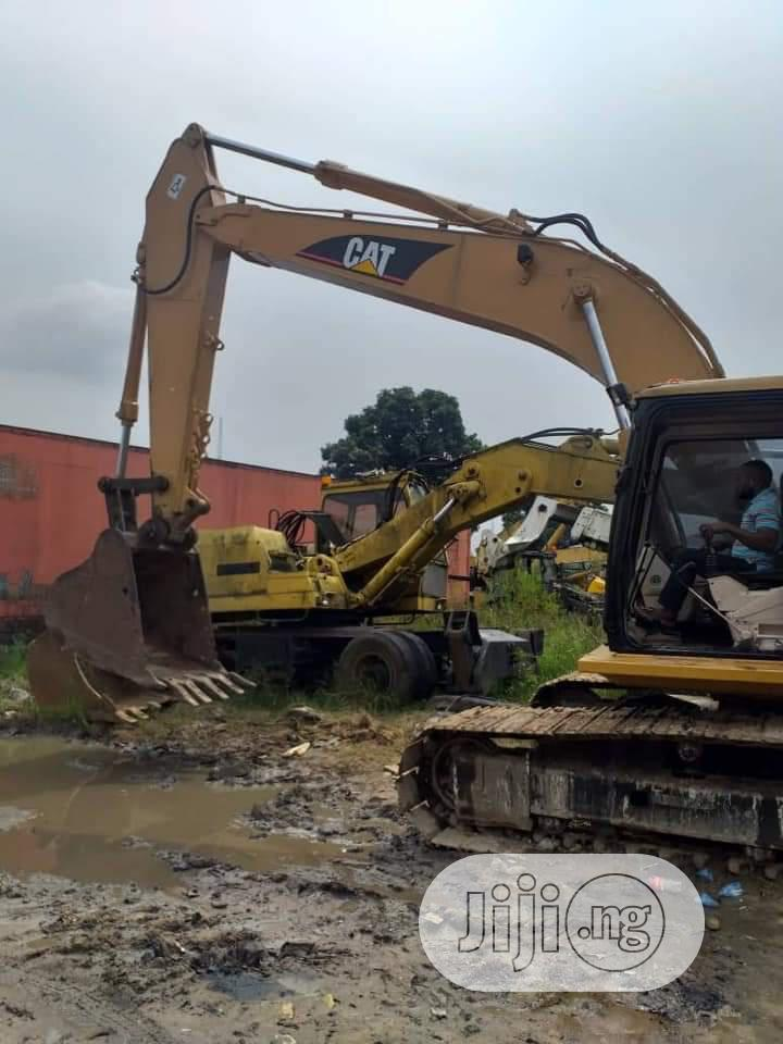 325 BL Excavator 2009 | Heavy Equipment for sale in Port-Harcourt, Rivers State, Nigeria