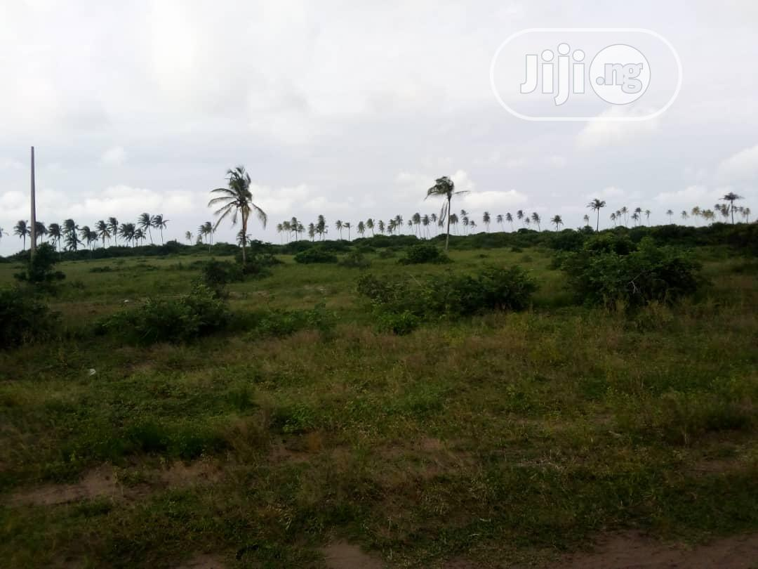 Acres of Oceanview Land in Badagry | Land & Plots For Sale for sale in Badagry / Badagry, Badagry, Nigeria