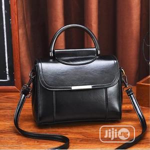 Portable Hand Bag Shoulder Bag Business Women Bag - Black   Bags for sale in Lagos State, Ikorodu