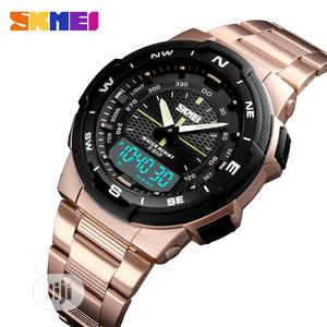 Skmei Digital Analog Sport Watch | Watches for sale in Rivers State, Port-Harcourt