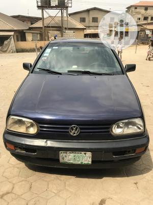 Volkswagen Golf 1999 2.0 Automatic Blue | Cars for sale in Lagos State, Ojodu