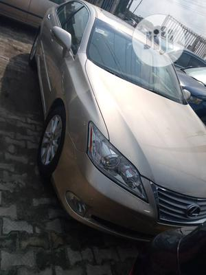 Lexus ES 2011 350 Gold | Cars for sale in Lagos State, Ikeja