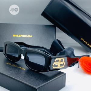 Balenciaga Men'S Eyeglasses Black   Clothing Accessories for sale in Lagos State, Ikeja