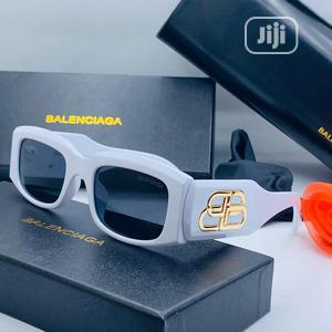 Balenciaga Men'S Eyeglasses White   Clothing Accessories for sale in Lagos State, Ikeja