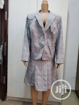 Danillo Formal Stripe Skirt And Jacket | Clothing for sale in Lagos State, Ikeja