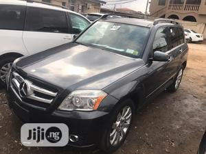 Mercedes-Benz GLK-Class 2011 350 4MATIC Gray | Cars for sale in Lagos State, Isolo
